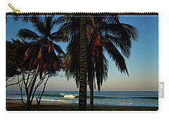 Carry-all Pouch featuring the photograph Paraiso by Nik West