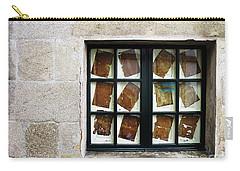 Parchment Panes Carry-all Pouch
