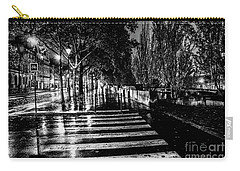 Paris At Night - Quai Voltaire Carry-all Pouch