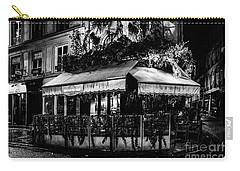 Paris At Night - Rue De Buci Carry-all Pouch