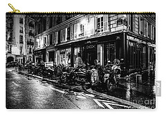 Paris At Night - Rue Jacob Carry-all Pouch