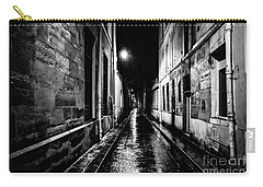 Paris At Night - Rue Visconti Carry-all Pouch