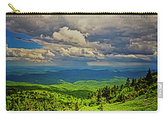 Carry-all Pouch featuring the photograph Parkway View by Meta Gatschenberger