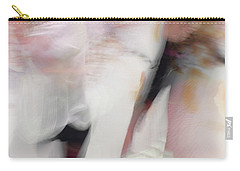 Carry-all Pouch featuring the photograph Passage Of Angels by Alex Lapidus