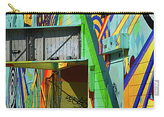 Carry-all Pouch featuring the photograph Paste by Skip Hunt