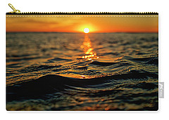 Carry-all Pouch featuring the photograph Pathway by Nik West