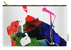 Paul Mccartney Watercolor Carry-all Pouch
