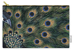 Peacock  Digital Change4 Carry-all Pouch