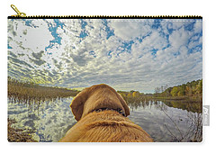 Carry-all Pouch featuring the photograph Pee Dee Reflections by Matthew Irvin