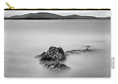 Carry-all Pouch featuring the photograph Penobscot Bay Tranquility by Rick Berk