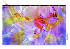 Peony Borealis Carry-all Pouch