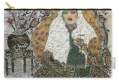 Persian Women Quajar Carry-all Pouch
