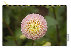 Carry-all Pouch featuring the photograph Petite Pink by Brian Eberly