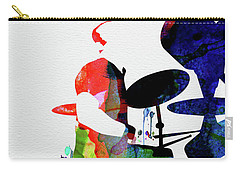 Phil Collins Watercolor Carry-all Pouch