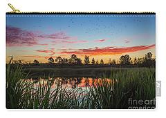Phinizy Swamp Sunrise - Augusta Ga Carry-all Pouch