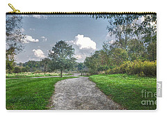 Pickerington Ponds Walkway Carry-all Pouch