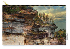 Pictured Rocks Michigan Carry-all Pouch