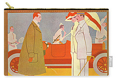 Pierce-arrow Advertisement Carry-all Pouch