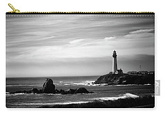Carry-all Pouch featuring the photograph Pigeon Point  by Lora Lee Chapman