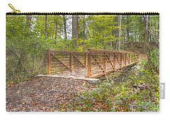 Pine Quarry Park Bridge Carry-all Pouch