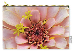 Pink Posy  Carry-all Pouch