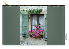 Pink Window Box Carry-all Pouch
