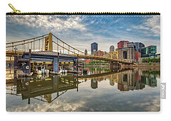Pittsburgh River Rescue  Carry-all Pouch