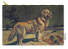 Pixel In The Dunes Of Loon Op Zand Carry-all Pouch