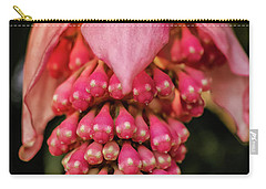 Pomegranate Flower Carry-all Pouch