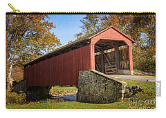 Pool Forge Covered Bridge  Carry-all Pouch