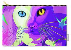 pOp Cat Cotton Carry-all Pouch