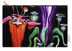 Poppies Fantasy.. Carry-all Pouch