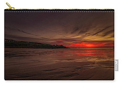 Porthmeor Sunset Carry-all Pouch