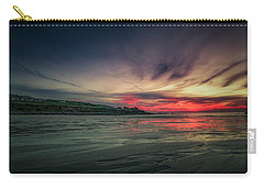 Porthmeor Sunset Version 2 Carry-all Pouch
