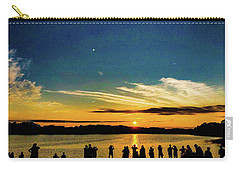 Portland Pauls Sunset Carry-all Pouch
