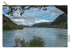 Potomac River At Harper's Ferry Carry-all Pouch