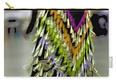 Powwow Abstraction #3 Carry-all Pouch