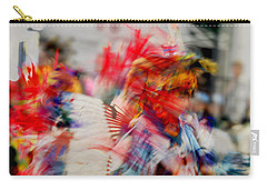 Powwow Abstraction #5 Carry-all Pouch