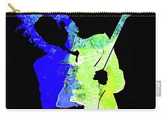 Prince Watercolor II Carry-all Pouch