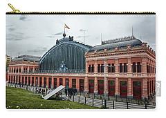 Puerta De Atocha Railway Station Carry-all Pouch