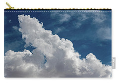 Puffy White Clouds Carry-all Pouch