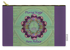 Purna Yoga Ann Arbor Carry-all Pouch