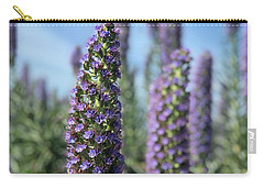 Purple Hyssop  Carry-all Pouch