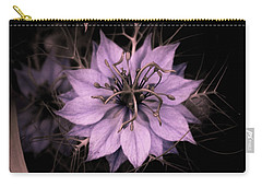 Purple Peculiarity Carry-all Pouch