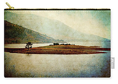 Carry-all Pouch featuring the photograph Quiet Before The Storm by Milena Ilieva