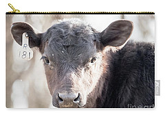 R181 Cow Carry-all Pouch