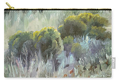 Rabbit Brush Study Carry-all Pouch