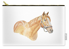 Racehorse Carry-all Pouch