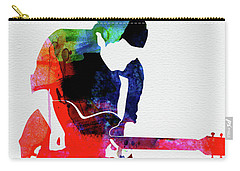 Radiohead Watercolor Carry-all Pouch