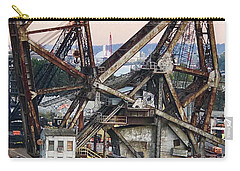 Railroad Bridge Carry-all Pouch